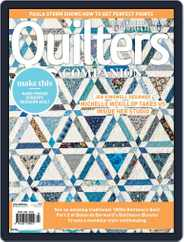 Quilters Companion (Digital) Subscription September 1st, 2018 Issue