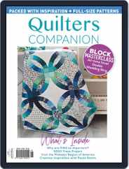 Quilters Companion (Digital) Subscription January 1st, 2019 Issue