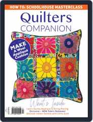 Quilters Companion (Digital) Subscription May 1st, 2019 Issue