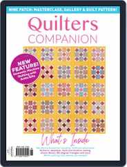 Quilters Companion (Digital) Subscription July 4th, 2019 Issue