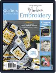 Quilters Companion (Digital) Subscription December 11th, 2019 Issue