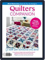 Quilters Companion (Digital) Subscription March 1st, 2020 Issue