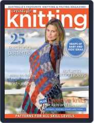 Creative Knitting (Digital) Subscription November 1st, 2018 Issue