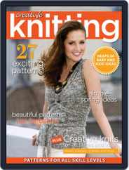 Creative Knitting (Digital) Subscription April 1st, 2019 Issue