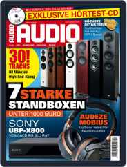Audio Germany (Digital) Subscription April 1st, 2019 Issue