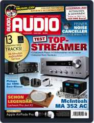 Audio Germany (Digital) Subscription January 1st, 2020 Issue