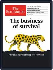 The Economist Middle East and Africa edition (Digital) Subscription April 11th, 2020 Issue