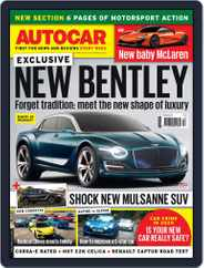 Autocar (Digital) Subscription March 18th, 2020 Issue