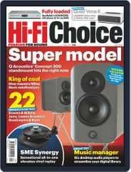 Hi-Fi Choice (Digital) Subscription April 1st, 2019 Issue