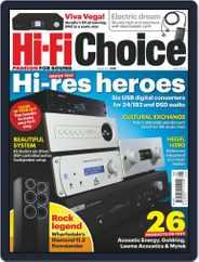 Hi-Fi Choice (Digital) Subscription May 1st, 2019 Issue