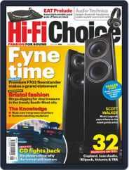 Hi-Fi Choice (Digital) Subscription June 1st, 2019 Issue