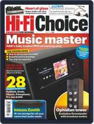 Hi-Fi Choice (Digital) Subscription July 1st, 2019 Issue