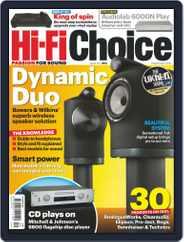 Hi-Fi Choice (Digital) Subscription September 1st, 2019 Issue