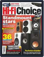 Hi-Fi Choice (Digital) Subscription October 1st, 2019 Issue
