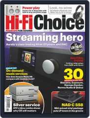 Hi-Fi Choice (Digital) Subscription November 1st, 2019 Issue