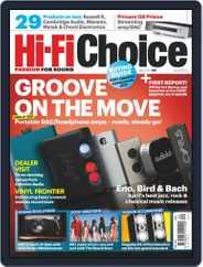 Hi-Fi Choice (Digital) Subscription April 1st, 2020 Issue