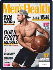 Men's Health Australia (Digital) Subscription April 1st, 2019 Issue