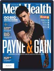 Men's Health Australia (Digital) Subscription July 1st, 2019 Issue