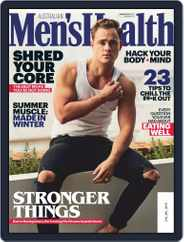 Men's Health Australia (Digital) Subscription August 1st, 2019 Issue