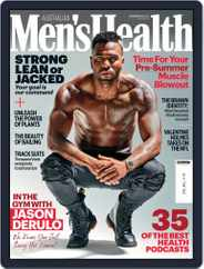 Men's Health Australia (Digital) Subscription November 1st, 2019 Issue