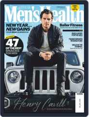 Men's Health Australia (Digital) Subscription February 1st, 2020 Issue