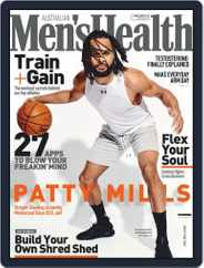 Men's Health Australia (Digital) Subscription April 1st, 2020 Issue