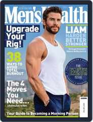 Men's Health Australia (Digital) Subscription May 1st, 2020 Issue