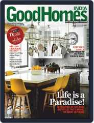 GoodHomes India (Digital) Subscription March 1st, 2019 Issue