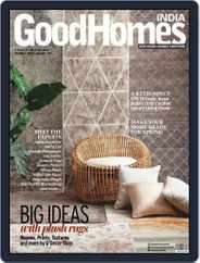 GoodHomes India (Digital) Subscription April 1st, 2019 Issue
