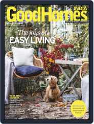 GoodHomes India (Digital) Subscription February 1st, 2020 Issue