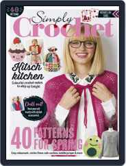 Simply Crochet (Digital) Subscription July 1st, 2019 Issue
