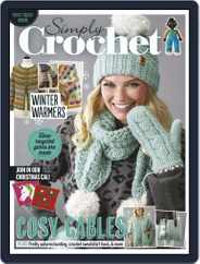 Simply Crochet (Digital) Subscription March 1st, 2020 Issue