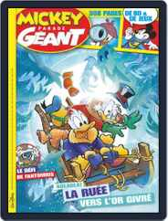 Mickey Parade Géant (Digital) Subscription January 1st, 2020 Issue