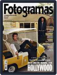 Fotogramas (Digital) Subscription August 1st, 2019 Issue