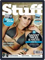 Stuff UK (Digital) Subscription April 8th, 2011 Issue