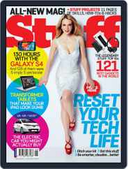 Stuff UK (Digital) Subscription May 1st, 2013 Issue