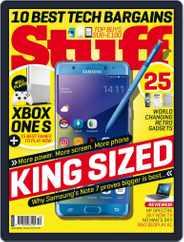 Stuff UK (Digital) Subscription October 1st, 2016 Issue