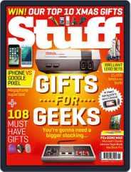 Stuff UK (Digital) Subscription January 1st, 2017 Issue