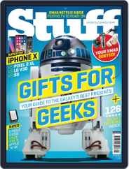 Stuff UK (Digital) Subscription January 1st, 2018 Issue