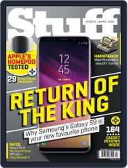 Stuff UK (Digital) Subscription April 1st, 2018 Issue
