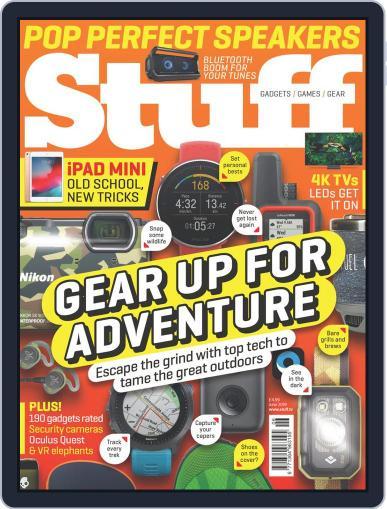 Stuff UK June 1st, 2019 Digital Back Issue Cover