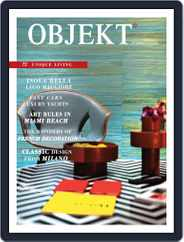 OBJEKT International (Digital) Subscription March 1st, 2016 Issue