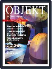 OBJEKT International (Digital) Subscription June 1st, 2017 Issue
