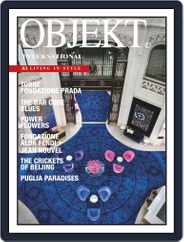 OBJEKT International (Digital) Subscription December 1st, 2018 Issue