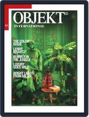 OBJEKT International (Digital) Subscription June 1st, 2019 Issue