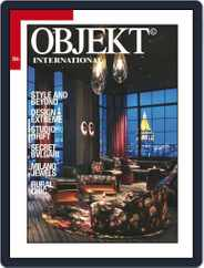 OBJEKT International (Digital) Subscription September 1st, 2019 Issue