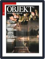 OBJEKT International (Digital) Subscription December 1st, 2019 Issue
