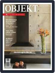 OBJEKT South Africa (Digital) Subscription March 30th, 2014 Issue