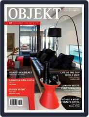 OBJEKT South Africa (Digital) Subscription June 30th, 2014 Issue