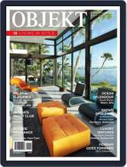 OBJEKT South Africa (Digital) Subscription June 1st, 2015 Issue